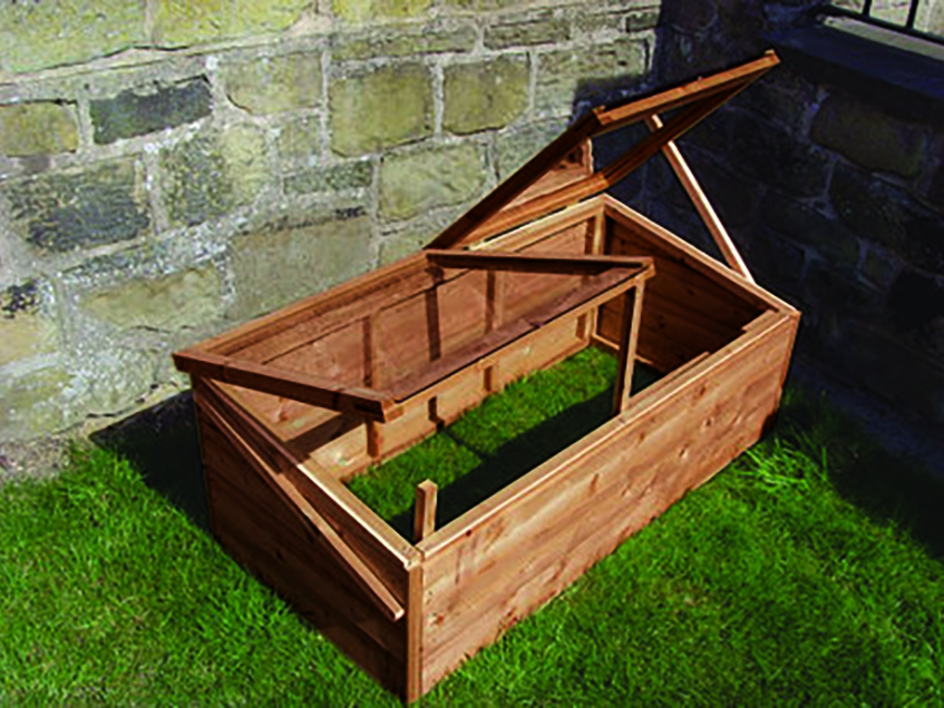 The Sparrow Cold Frame